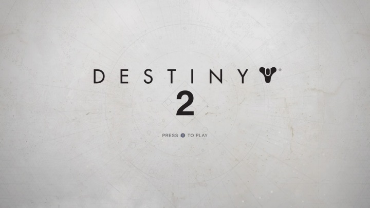 Destiny 2 Beta Title
