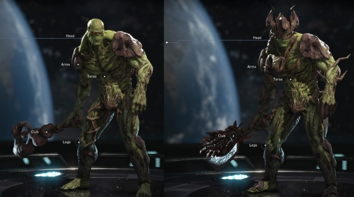 Injustice 2_SwampThing