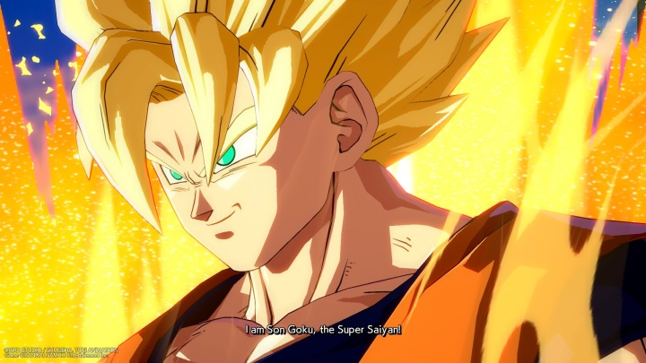 DRAGON BALL FighterZ Open Beta_20180114102820