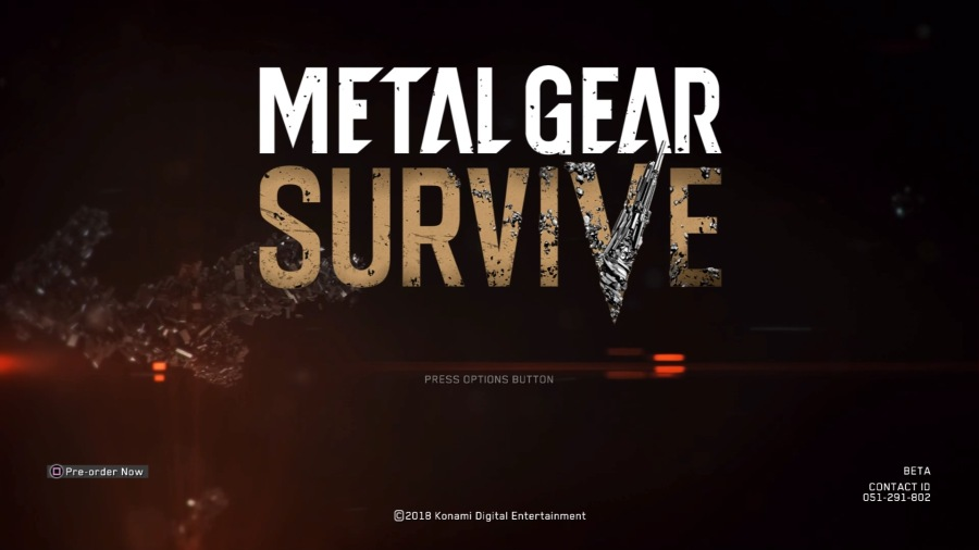 METAL GEAR SURVIVE BETA_20180119202509