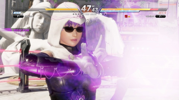 DEAD OR ALIVE 6 Online Beta Test_20190111195316