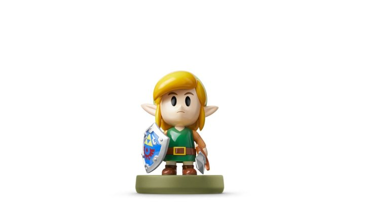 links awakening amiibo